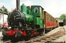 Douglas(Talyllyn)