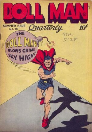 Cover for Doll Man #13