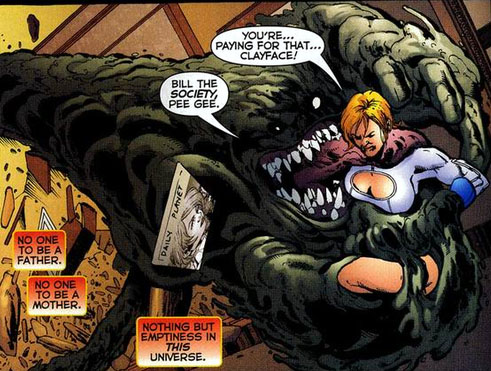 File:Clayface (Cassius Clay Payne) 002.jpg - DC Comics Database