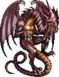 FFIVPSP - Dark Bahamut Sprite