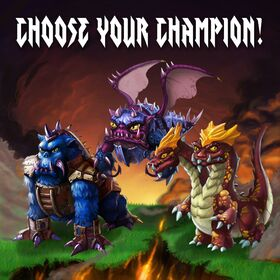 Choose Your Champion
