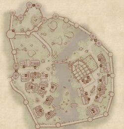 Cheydinhal-Map
