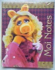 Miss piggy notes