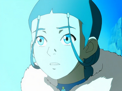Curious Katara