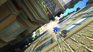 Sonic Generations City Escape 7