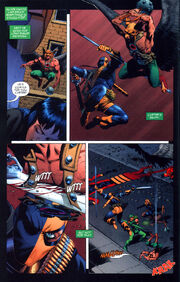 HawkmanvsDeathstroke