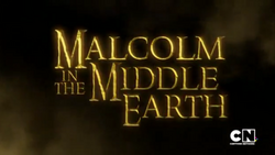 Malcolm In The Middle Opening Titles | RM.