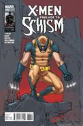X-Men Prelude to Schism Vol 1 4