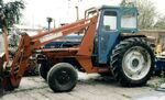 County Power Drive w loader