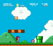 Sonic Jam 6 - Screenshot 3