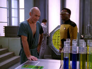 Picard in pajamas