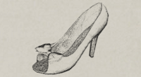Theresa taraldsens shoe