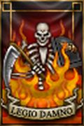 Legion damned banner