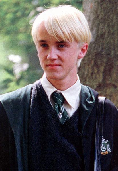 Draco malfoy terzo anno