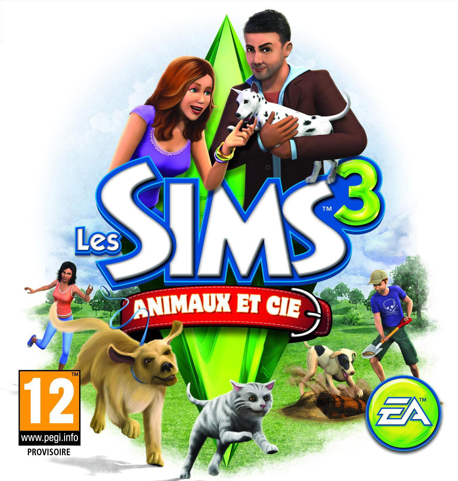 Animaux & Cie (PS3 & Xbox 360) - Les Sims Wiki - Les Sims, Les Sims 2