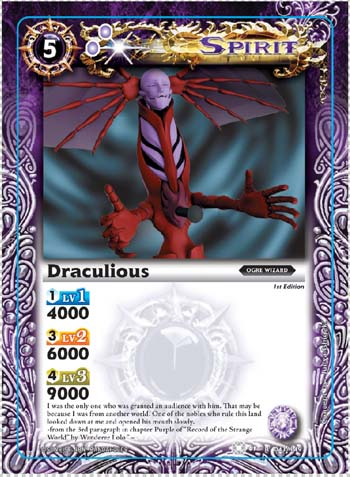 The First of many Draculious2