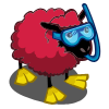 Scuba Sheep-icon