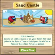 Sand Castle Notice-icon