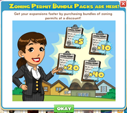 Zoning Permit Packs