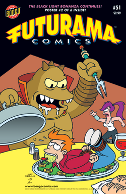 Futurama-51-Cover