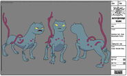 Modelsheet demoncat - subbasementcolor