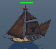 Heavy war sloop cd