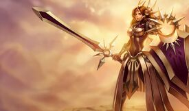 Leona OriginalSkin