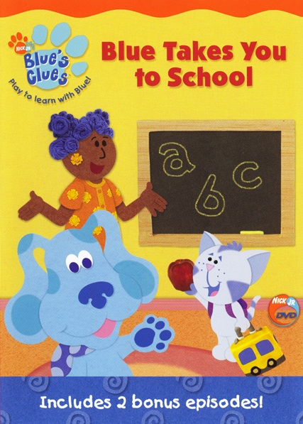 Vhs Blue S Clues Wiki