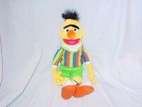 2003 Bert Sesame Place Plush