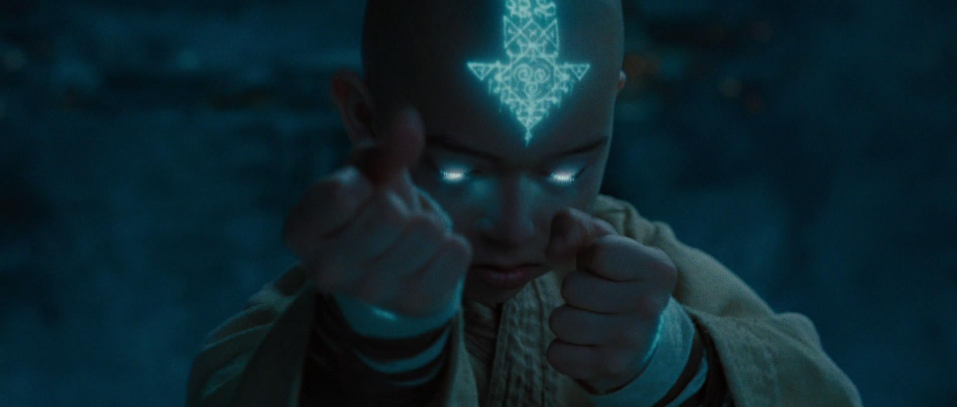 смотреть кино аватар аанг