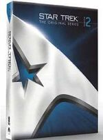TOS-R Season 2 DVD slimline cover