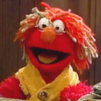 Elmo&#39;s Great Grandmother