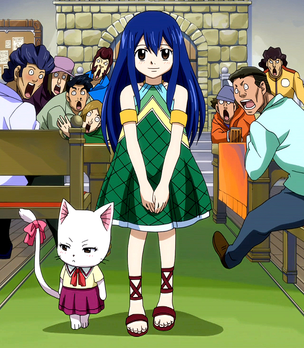 Carla - Fairy Tail Wiki, the site for Hiro Mashima's manga and anime