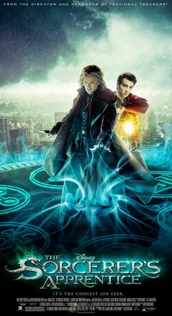 Sorcerers Apprentice Poster