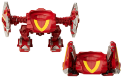 Combustoid BattleSuit