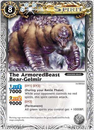 BS01 -battle spirits set 1 -spirits. 300px-Bear-gelmir2