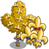 Fleur de lis Tree-icon
