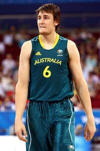 Andrew Bogut Australia