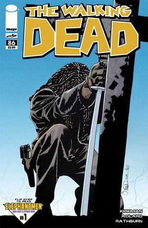 The Walking Dead Vol 1 86