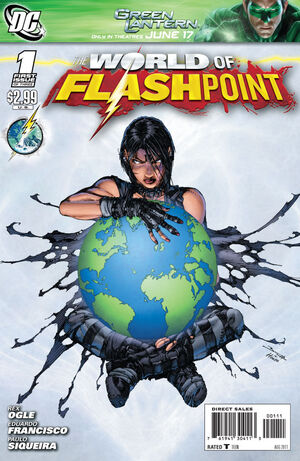 Cover for Flashpoint: The World of Flashpoint #1