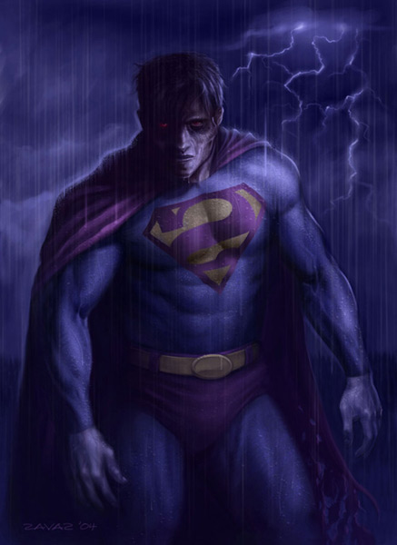 Smallville:The Blur Bizarro by Kyl-el7 on deviantART