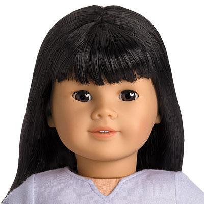 Amazoncom: asian american girl doll