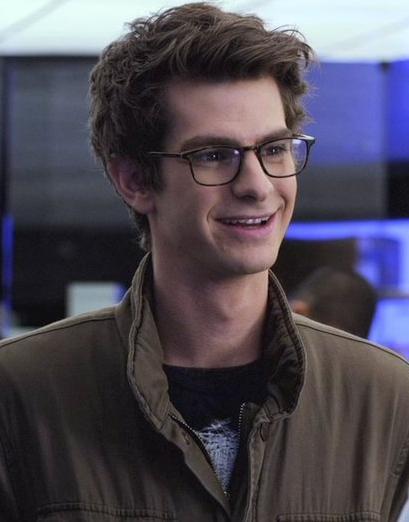 peter parker glasses