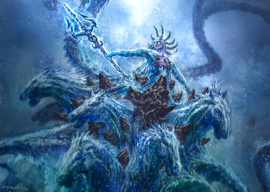 Poseidon God Of War Wiki Ascension Ghost Of Sparta