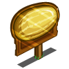 Super Yellow Melon Mastery Sign-icon