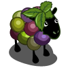Wine Grapes Sheep-icon