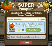Keep Planting Pumpkin