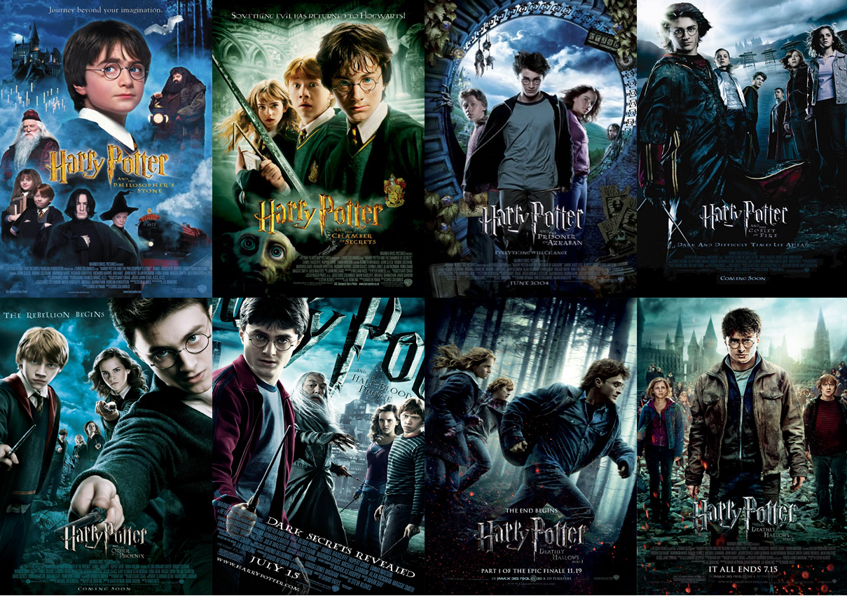 Harry Potter Film Series Harry Potter Wiki