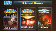 Xlarge blizzard novels