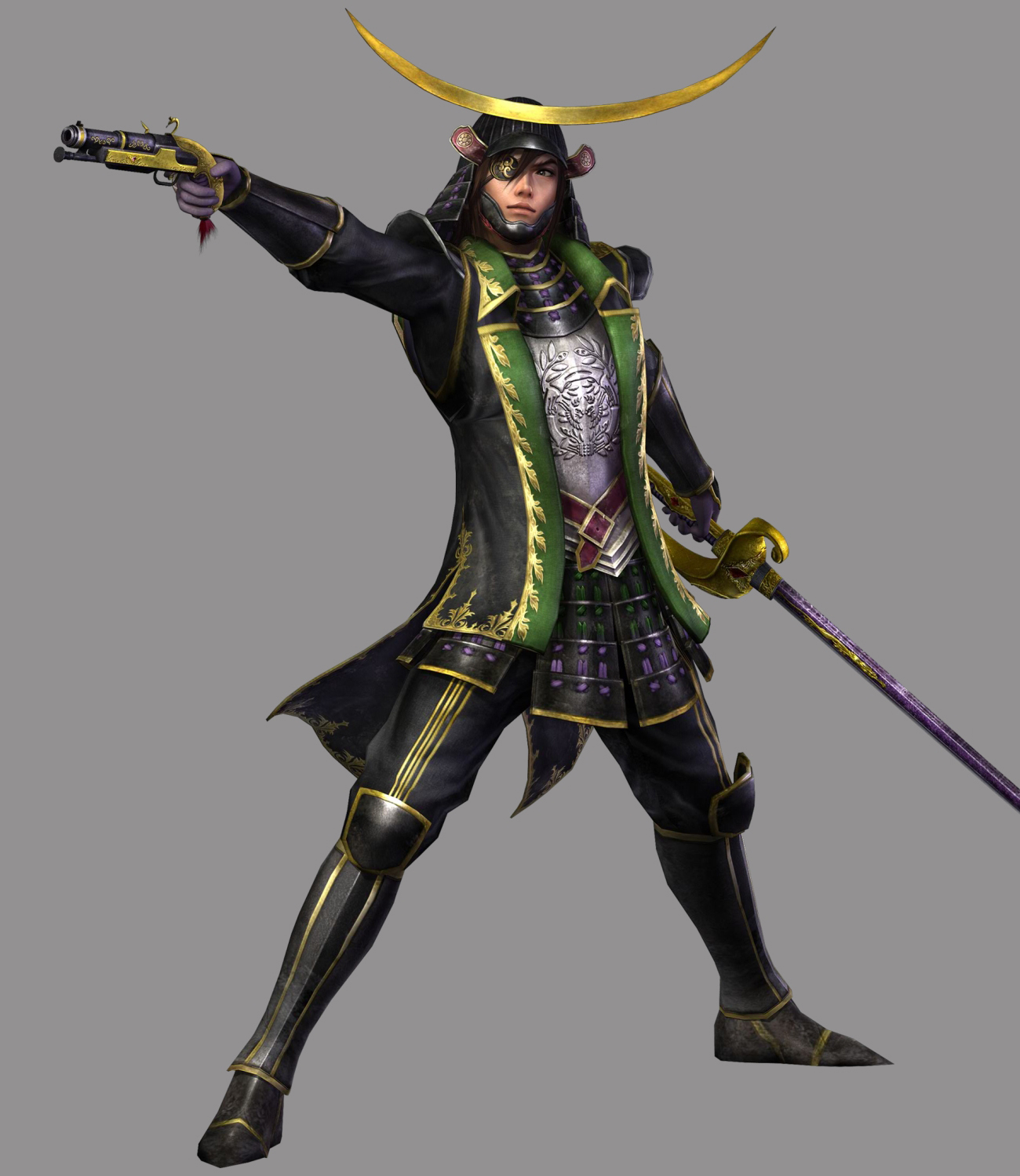 dynastysamurai warriors warriors orochi 3 rps blue